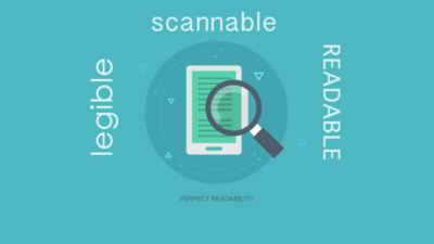 The Scannability of Your Website